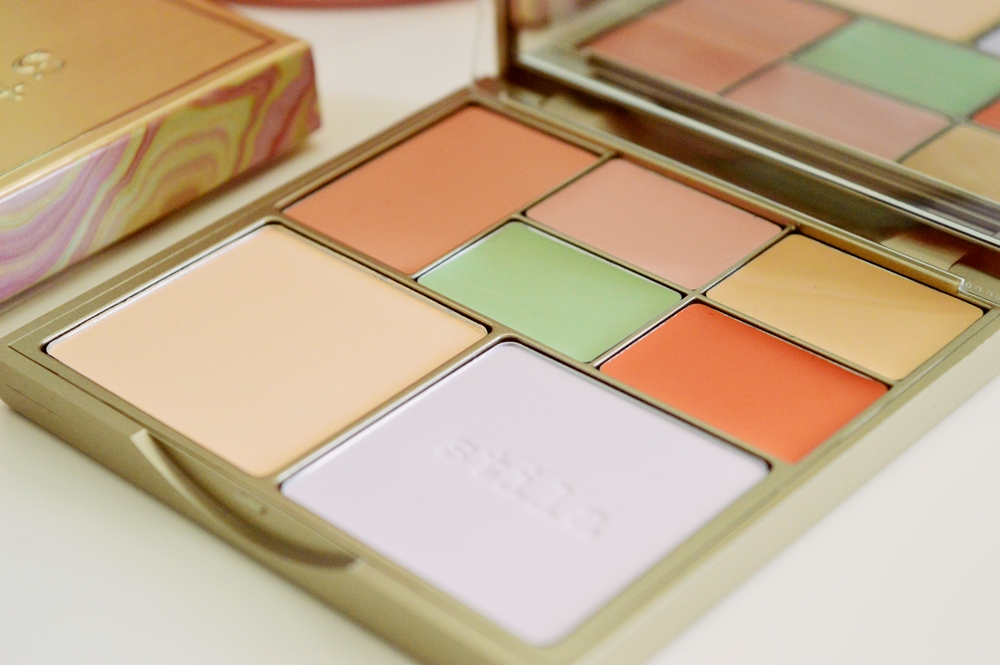 Correct & Perfect All-In-One Color Correcting Palette from STILA {MAKE-UP}