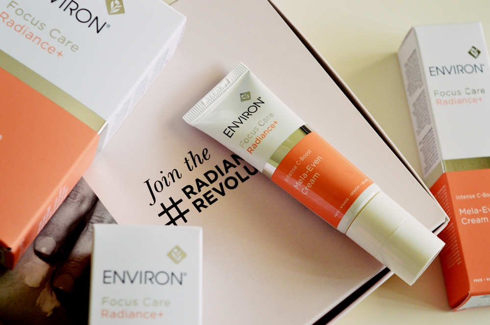 Restore your radiance with the Radiance+ Range from ENVIRON #RadianceRevolution