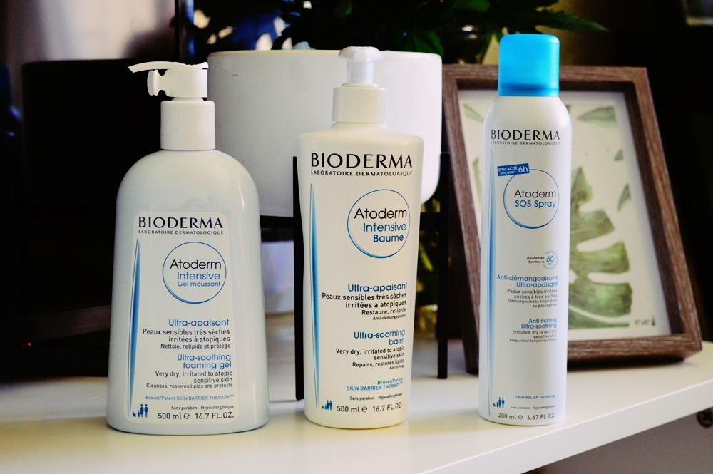 Dry Winter skin getting you down? Bioderma Atoderm to the rescue! {REVIEW}