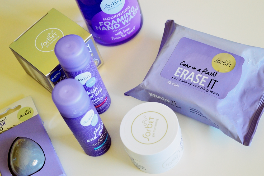 Quick reviews on a few new Sorbet goodies I picked up {REVIEW}
