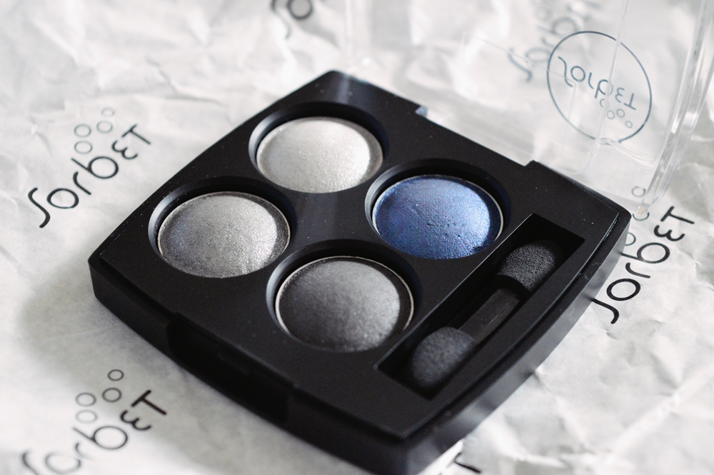 Let's look at more of the Sorbet Make-Up range {MAKE-UP}