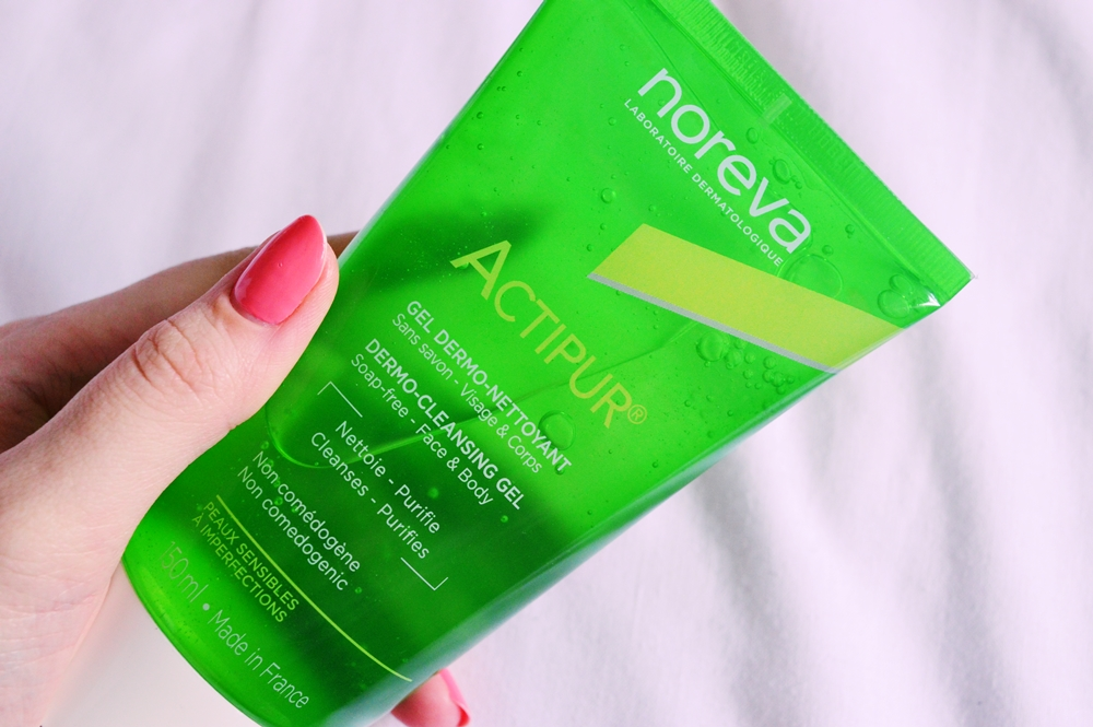 Noreva ACTIPUR Purifying Dermo Cleansing Gel {SKINCARE}