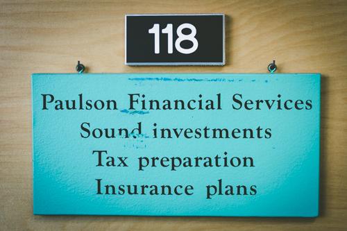 Paulson Financial Services