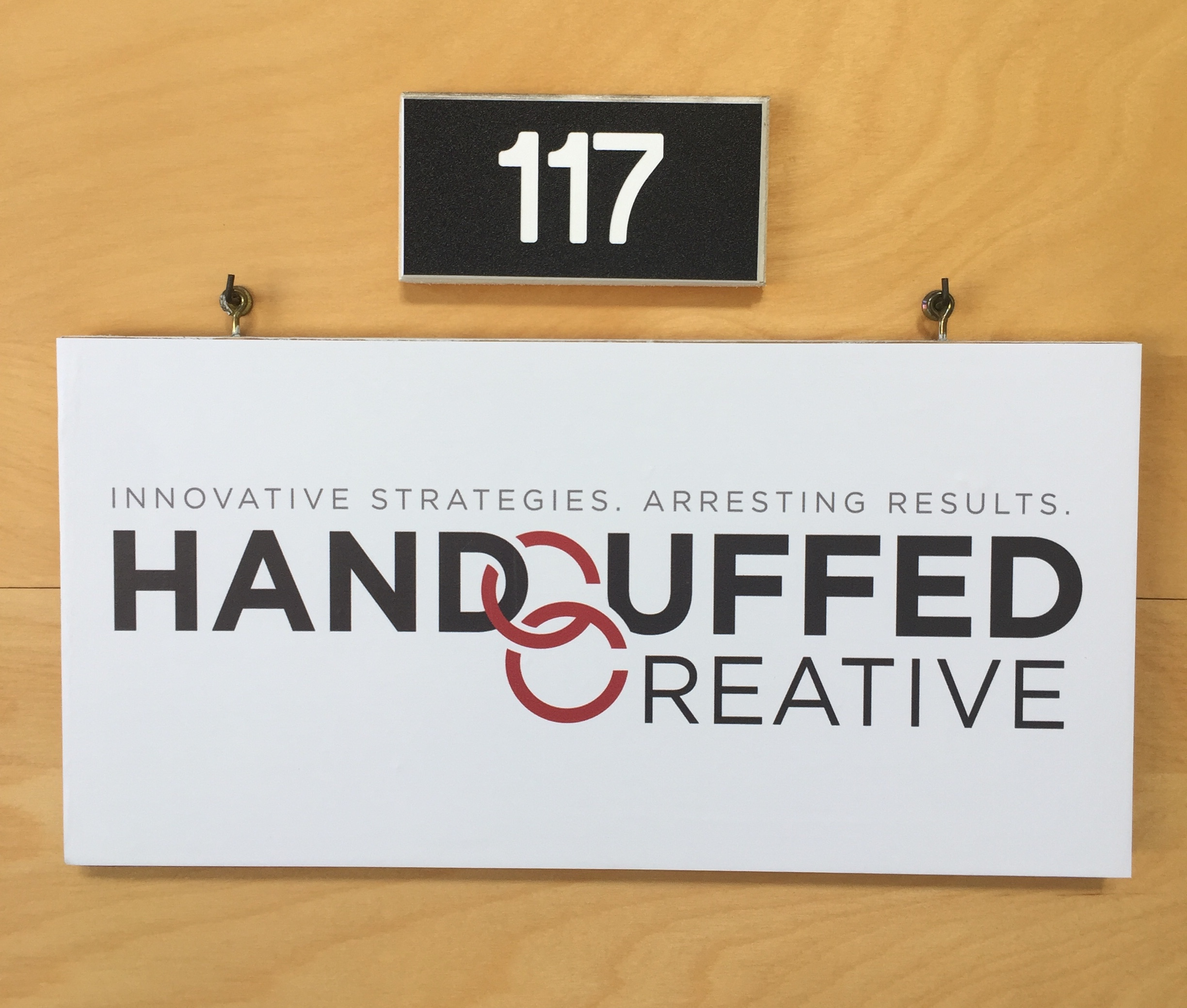Handcuffed Creative