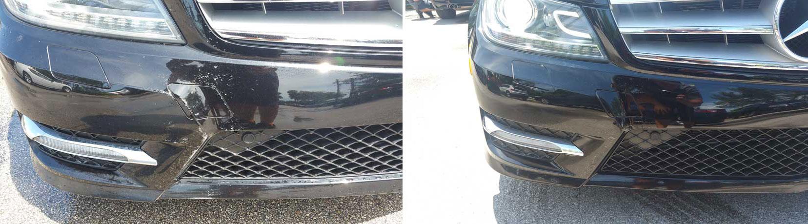 Merceds-Benz-paint-scratch-and-chip-repair-Palm-Beach,-FL