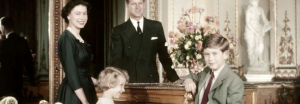 1965: The Secrets of the Royal Family's Health