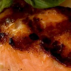 Salmon for Dinner, Heart and Brain Healthy