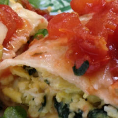 Quick and Easy Recipes: Spinach for Breakfast