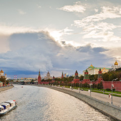 Songs about Cities – Moscow