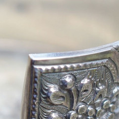 Gifts Ideas: Hill Tribe Hand Tooled Silver