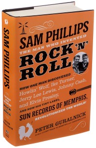 The author of the Elvis Presley biography Last Train to Memphis brings us the life of Sam Phillips, the visionary genius who singlehandedly steered the revolutionary path of Sun Records