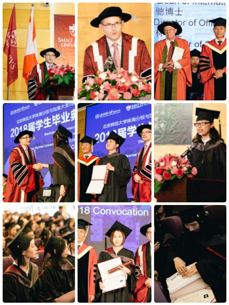 Highlights of the convocation