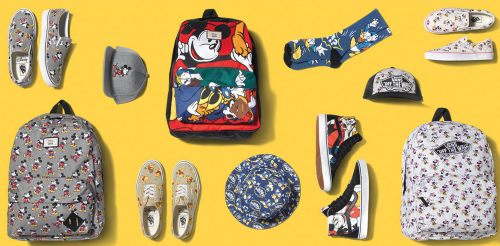 vans disney collaboratio