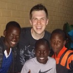 Christian Illusionist visits Africa