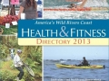 2013 Health and Fitness Tabloid Cover