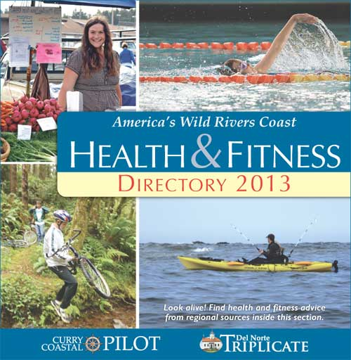 2013 Health and Fitness Cover