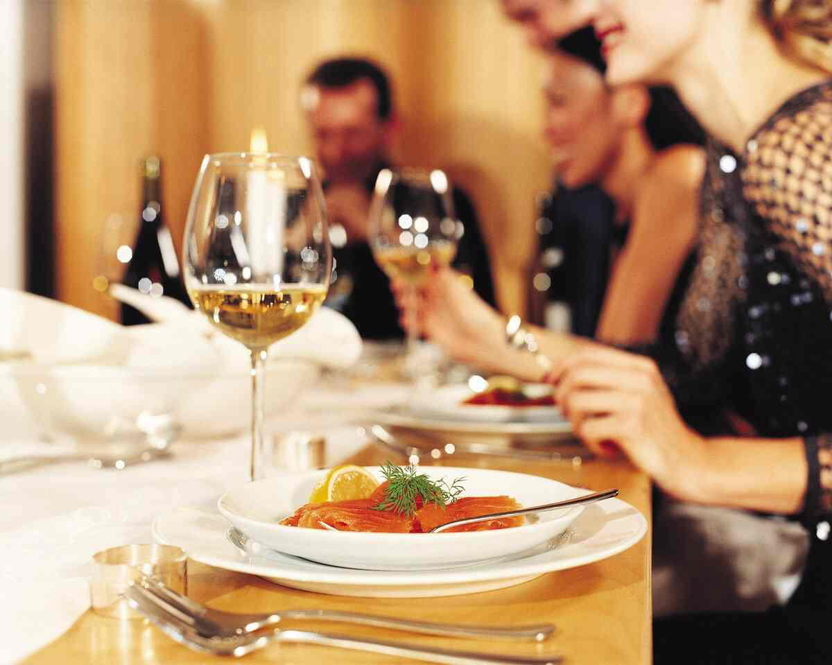 Christmas Party Lunch & Dinner Menus