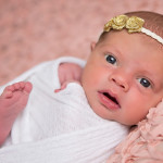 Weston lakes newborn portrait