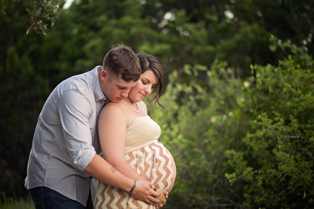 Fulshear maternity photos