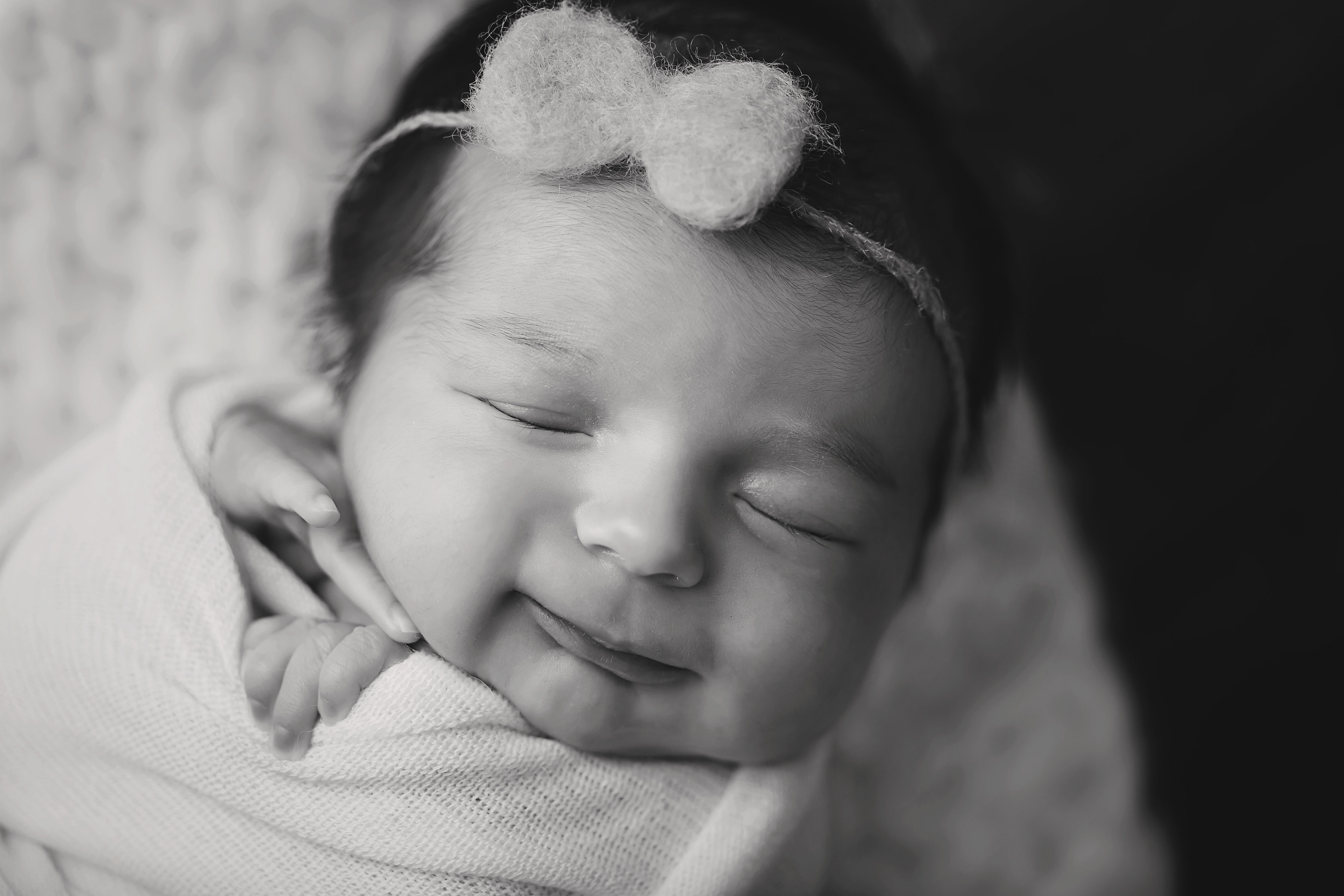 Longview Texas newborn portrait photographer