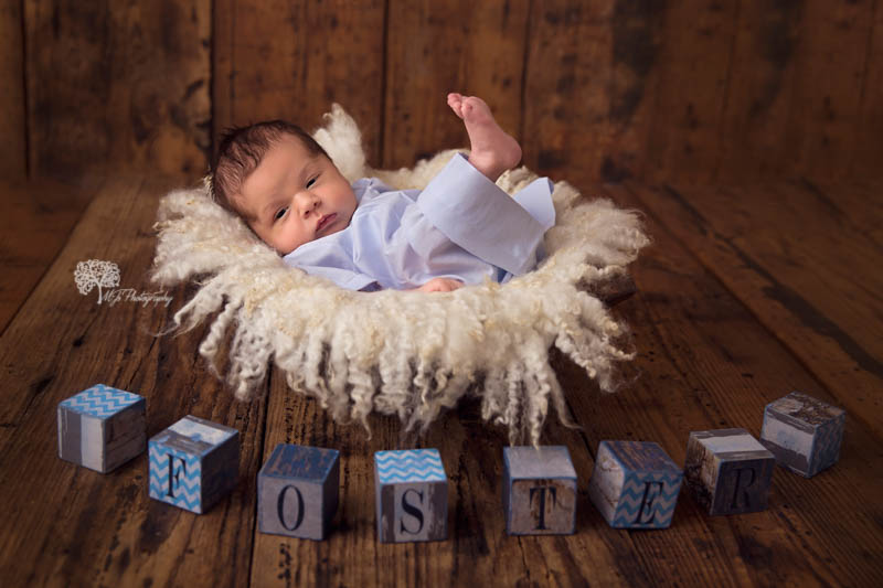 Newborn photography Weston Lakes