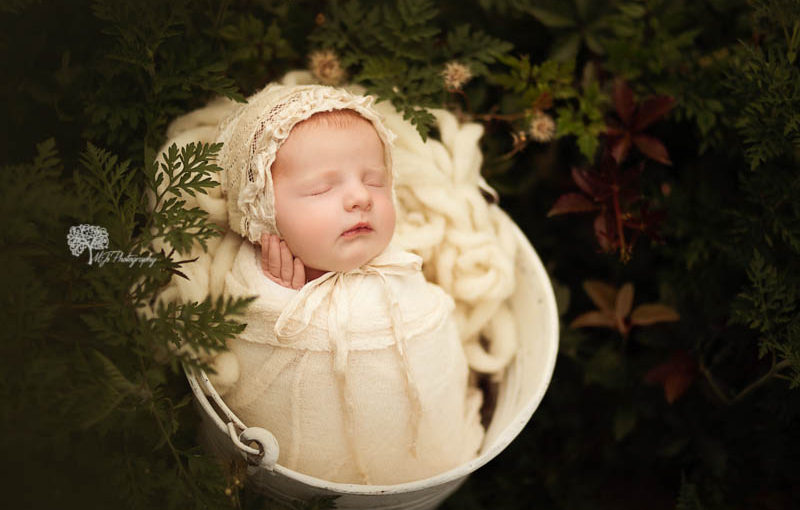 Fulshear newborn portrait – MJ's Photography