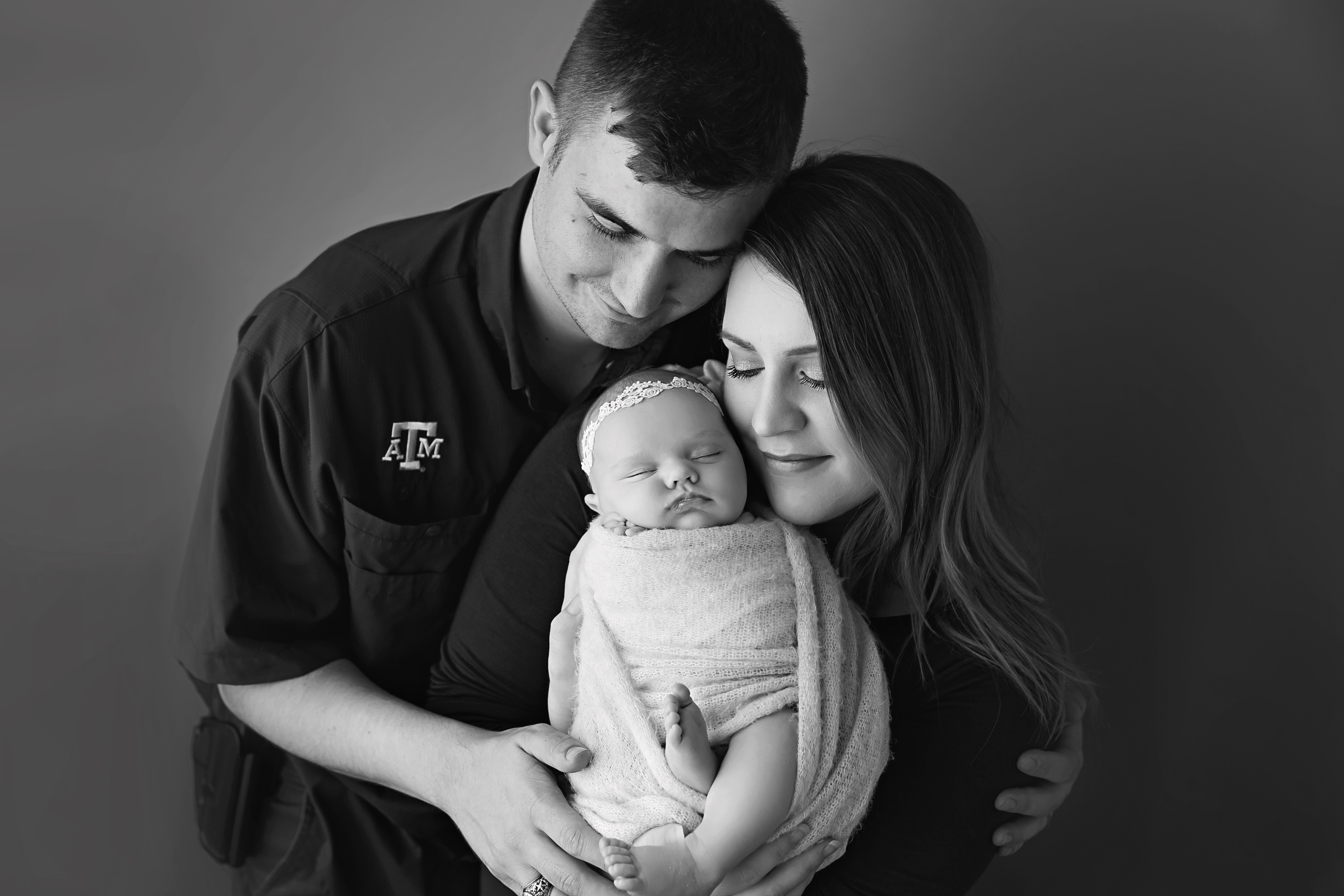 Conroe newborn photographers
