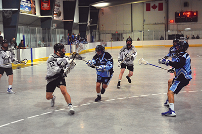 The Orangeville Junior A Northmen take on the Mimico Mountaineers during their first round series of the OJALL playoffs. The Northmen are finished for the season after loosing the series in three games.