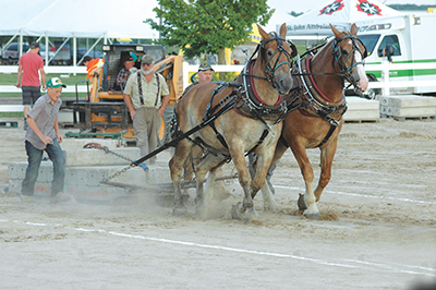 THE 163RD ANNUAL ORANGEVILLE FAIR is all set to rip through town this Labour Day weekend. Organizers are promising there will be something for everyone at what is one of Ontario's oldest running events.