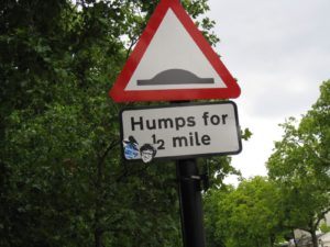 Bumps, Humps & Lumps: My Road to Slowing the F*&# Down