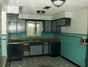 kitchen from 1958
