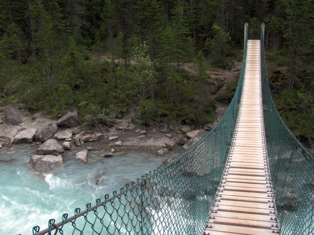 Swinging Bridge Bkdunn Com