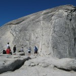 Half Dome Cable Section