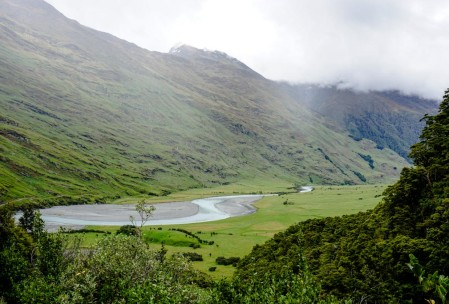 Matukituki Valley