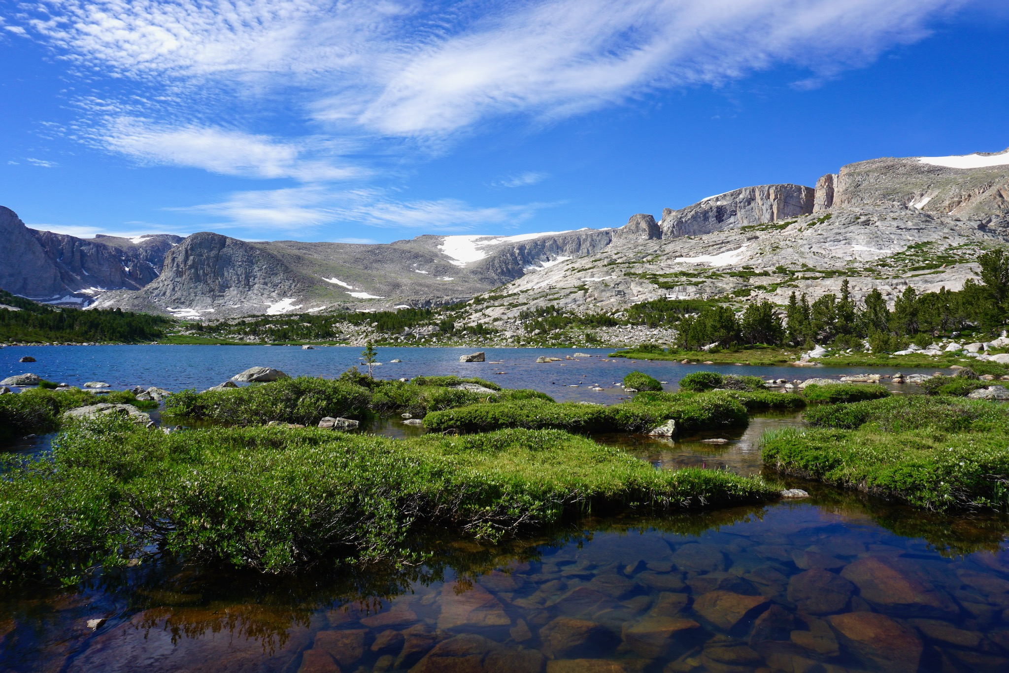 Stough Lakes Basin