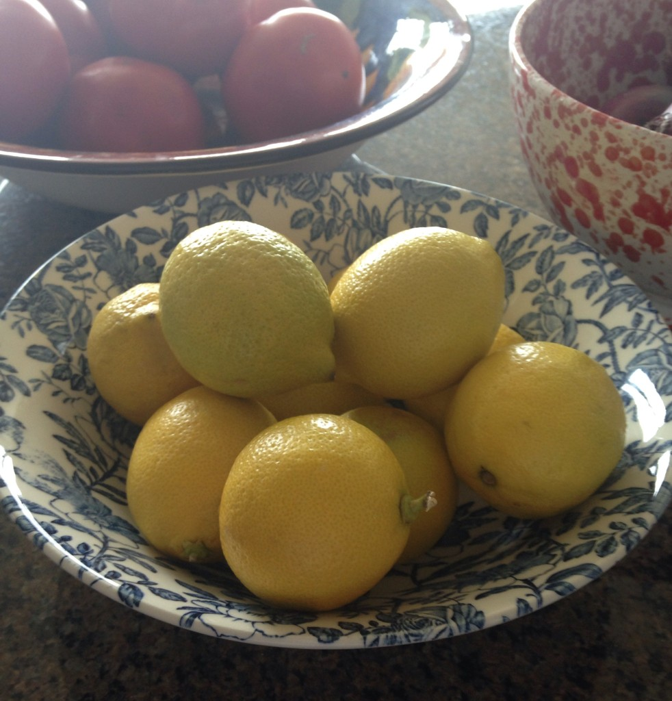 Breakfast, Jobs, Lemons & Sundays