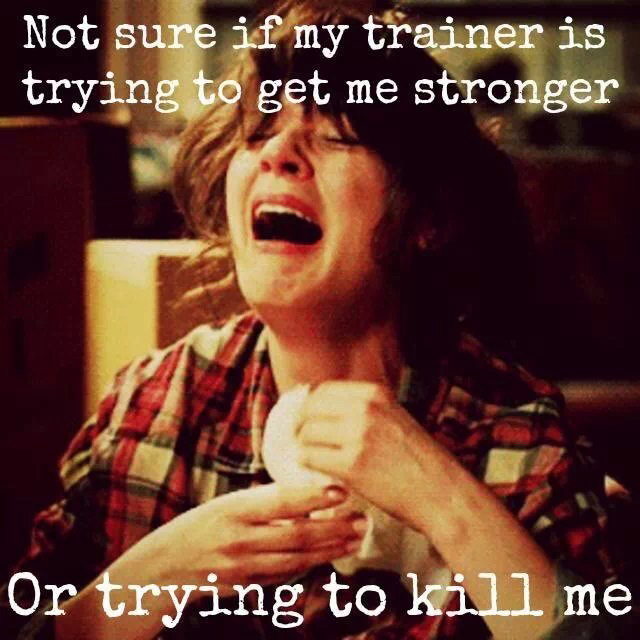 What doesn't kill you makes you stronger, right????
