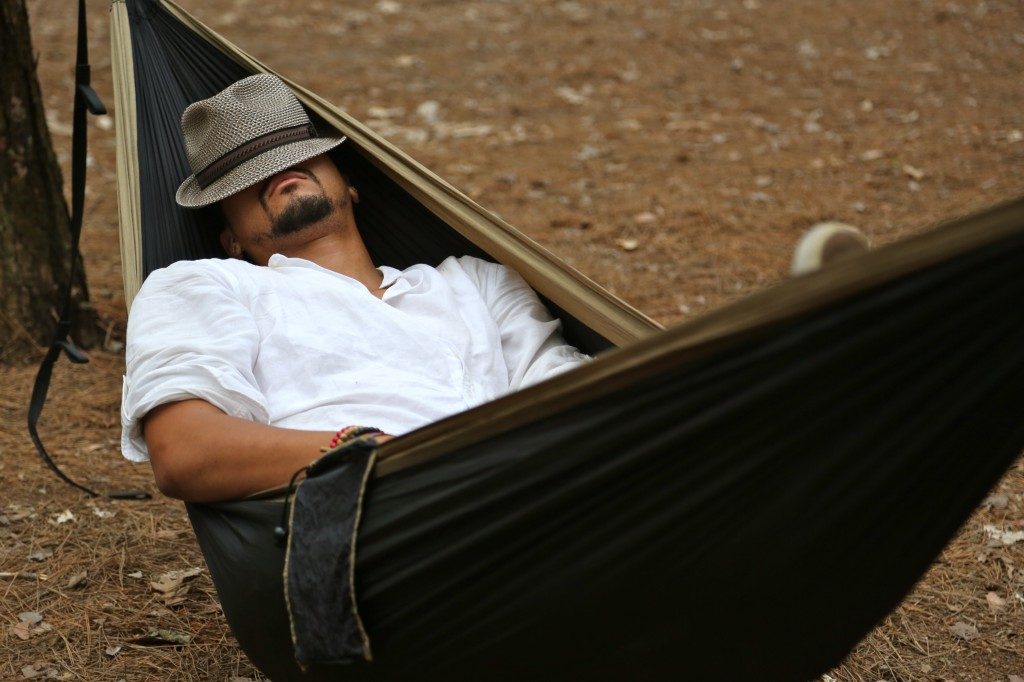 electric forest fedora hat nap