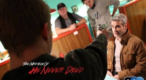 """'HE NEVER DIED"""" BTS Photos"""