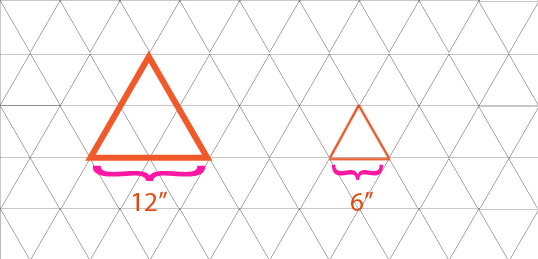 triangle-by-side