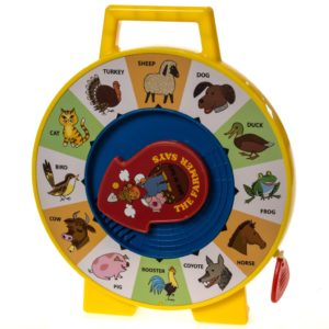 Fisher-Price Classic See 'N Say