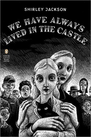 we have always lives in the castle book cover