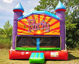 New York/New Jersey Party Rentals - Party Jam Parties
