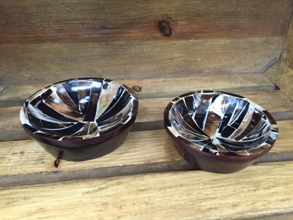 Horn Wood bowl