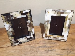 Horn Picture Frames