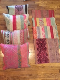 "Medium Pillow Covers 18"" x 18"""