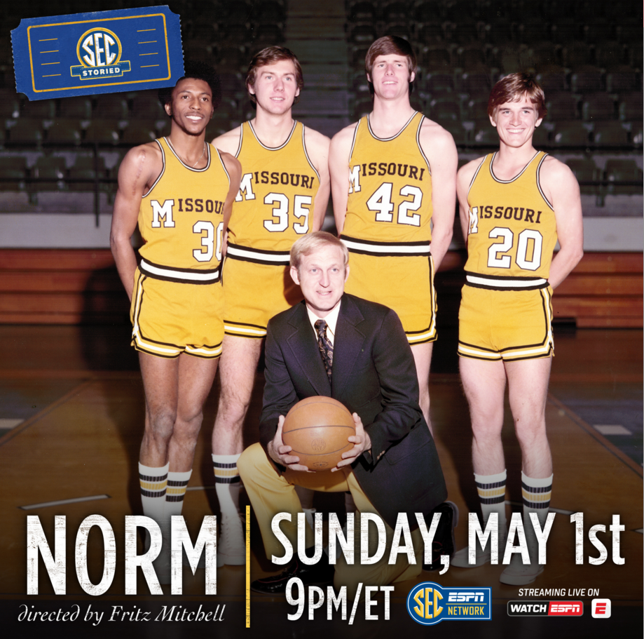 """ESPN Films' """"Norm"""" debuts Sunday, May 1. Image courtesy of ESPN Films."""