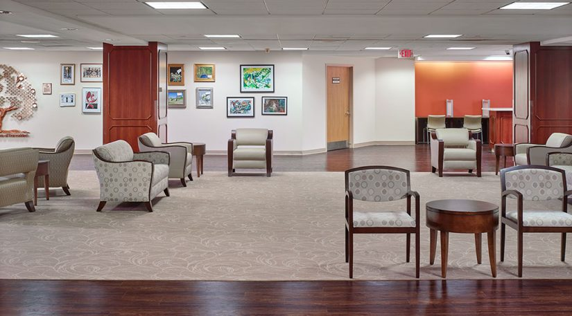Medical Center Vinyl & Carpet
