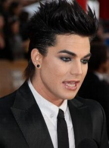 ADAM LAMBERT aka Mac Lawless