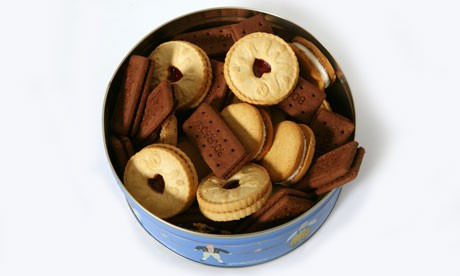 You're given the choice of having ONE biscuit now or THREE later. You choose . . .